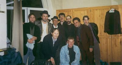 <p>Beltinška banda in The Klezmatics - Bruselj, Belgija, 1995</p>