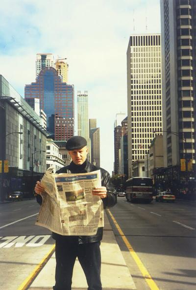 <p>Vlado Kreslin, Chicago, April 2000</p>