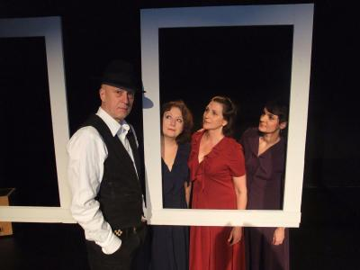 <p>Milwaukee, ZDA, 2010</p><p>Vlado performed In three Three Other Sisters of Theatre Gigante, Milwaukee, as an actor and musician. The play was very well accpepted by the audience and press.<br><br></p>
