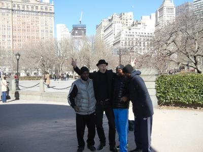 <p>New York, 2012<br>Positive Brothers, Battery Park, N.Y.</p>